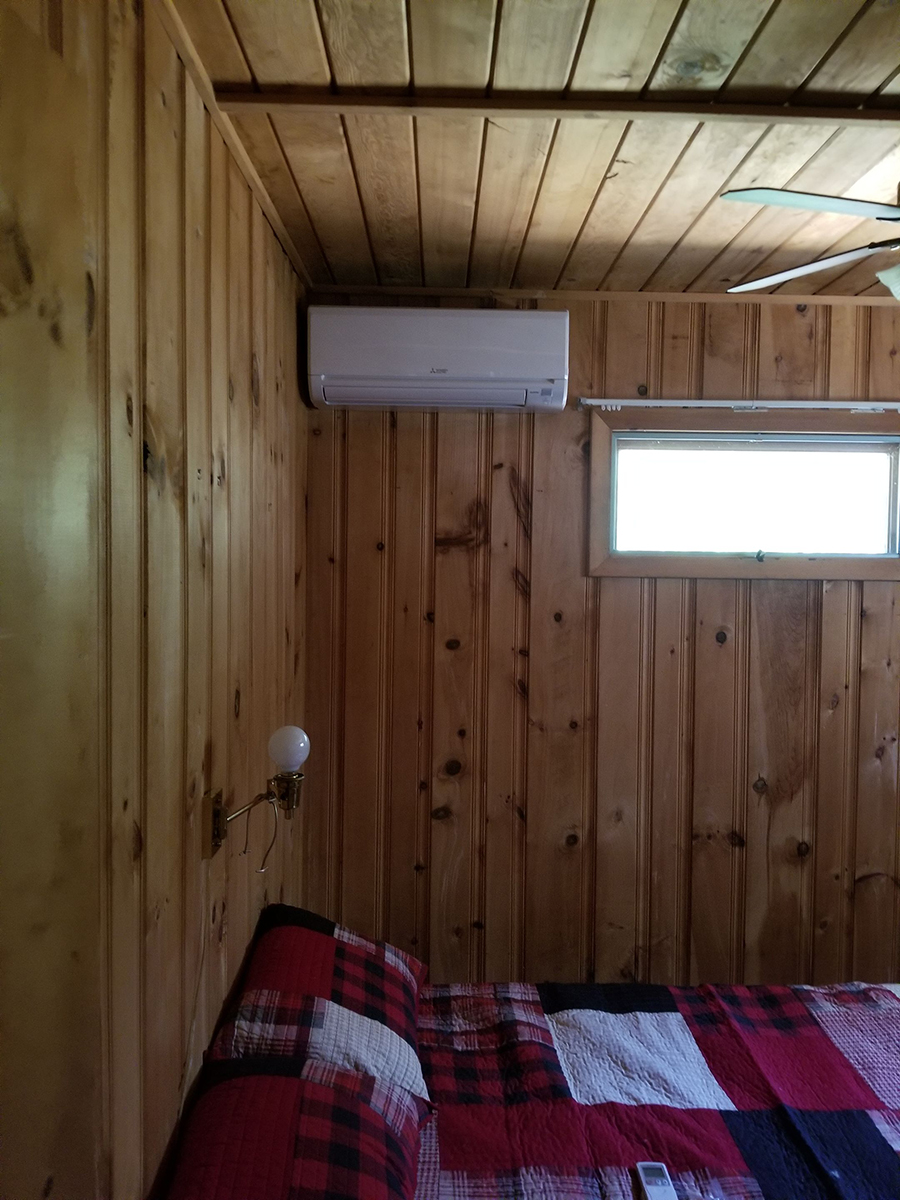 energy-efficient heating and cooling system
