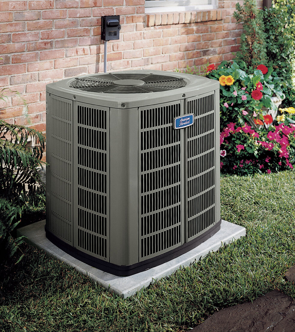 American Standard Central Air Conditioning