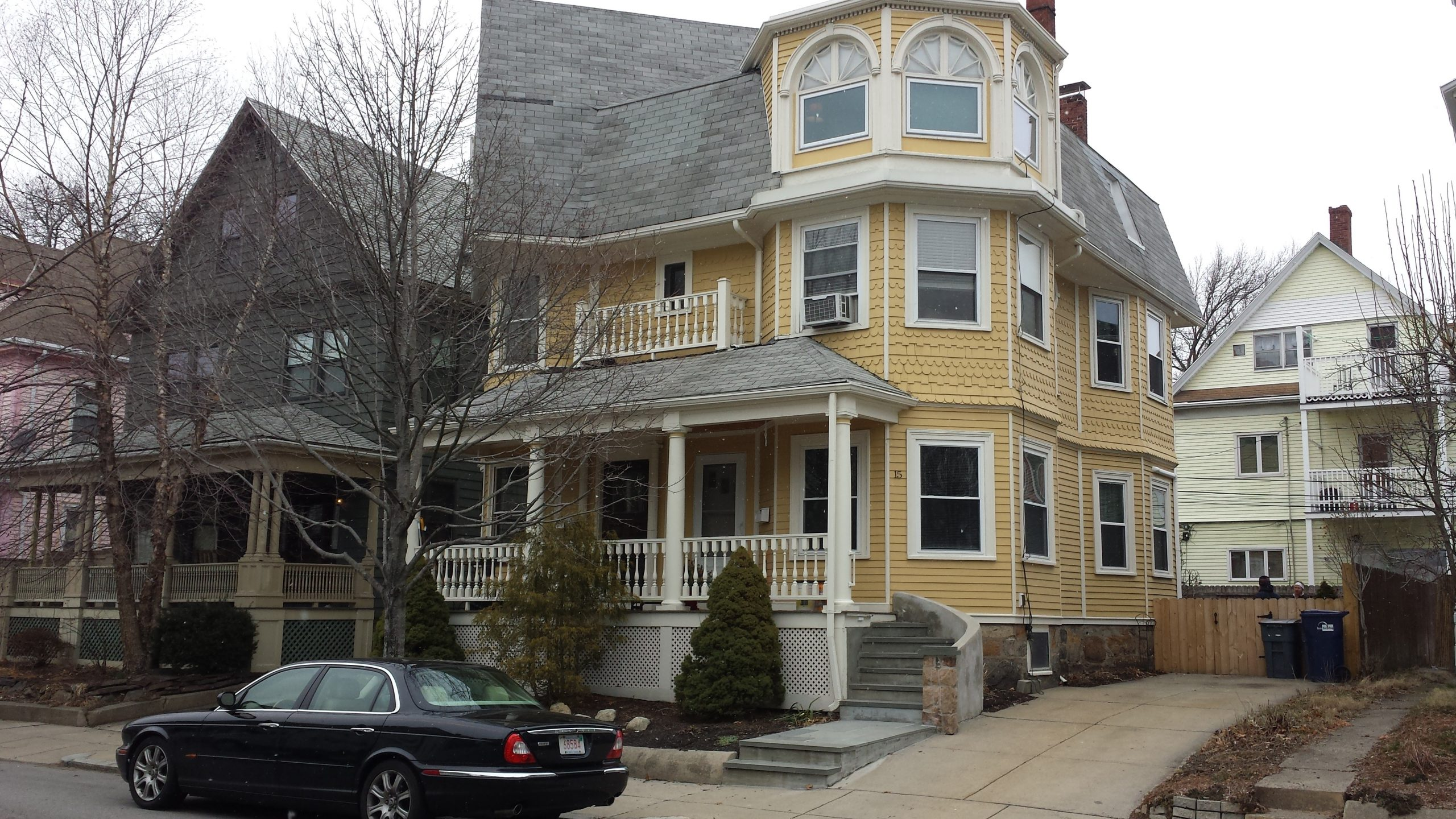 Dorchester, MA Victorian Home Receives Ductless Panel HVAC Upgrade
