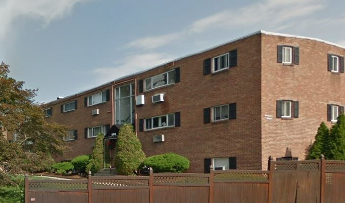 Dorchester condo gets Mitsubishi ductless AC for cooling relief.