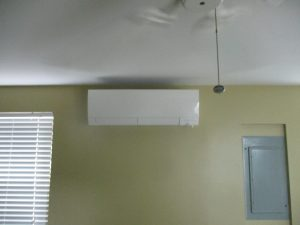 Framingham Home Replaces Window AC's for Ductless AC