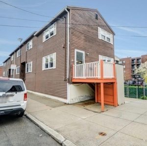 Perfect Comfort for East Boston Townhome with Mitsubishi Ductless System
