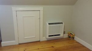 Boston Home Supplements Oil Heating with Ductless Heating
