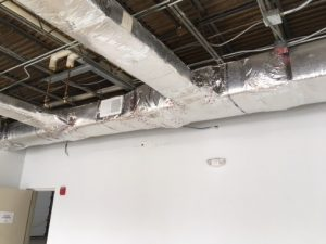 Replacing Oversized Heating System with More Efficient Unit for Prime Storage