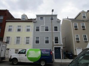 East Boston Multi-Family Home Gets Personalized Comfort with Mitsubishi Ductless System