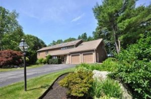 Contemporary Ranch-Style Home in Winchester Gets Mitsubishi Ductless Heating and Cooling