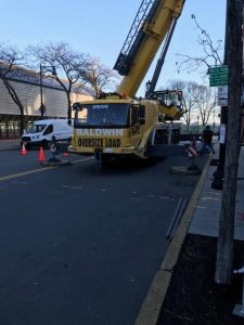 Heating Unit Replacement for Funeral Home in Boston, MA