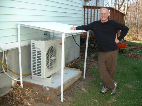 North Andover Ductless Air Conditioning