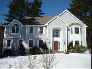 Andover, MA Colonial Gets Better Safer Cooling With Ductless Hvac