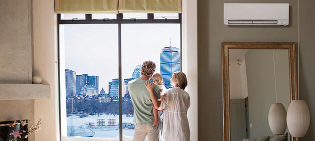 What an LG Ductless Mini-Split System Costs Around Boston, MA