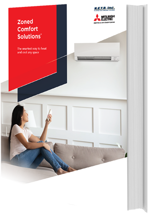books about ductless hvac cooling