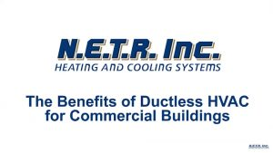 Benefits of Ductless HVAC for Commercial Buildings (Video)