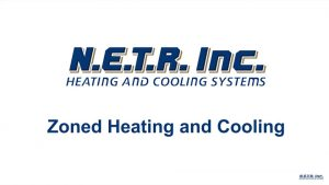 Zoned Heating and Cooling (Video)
