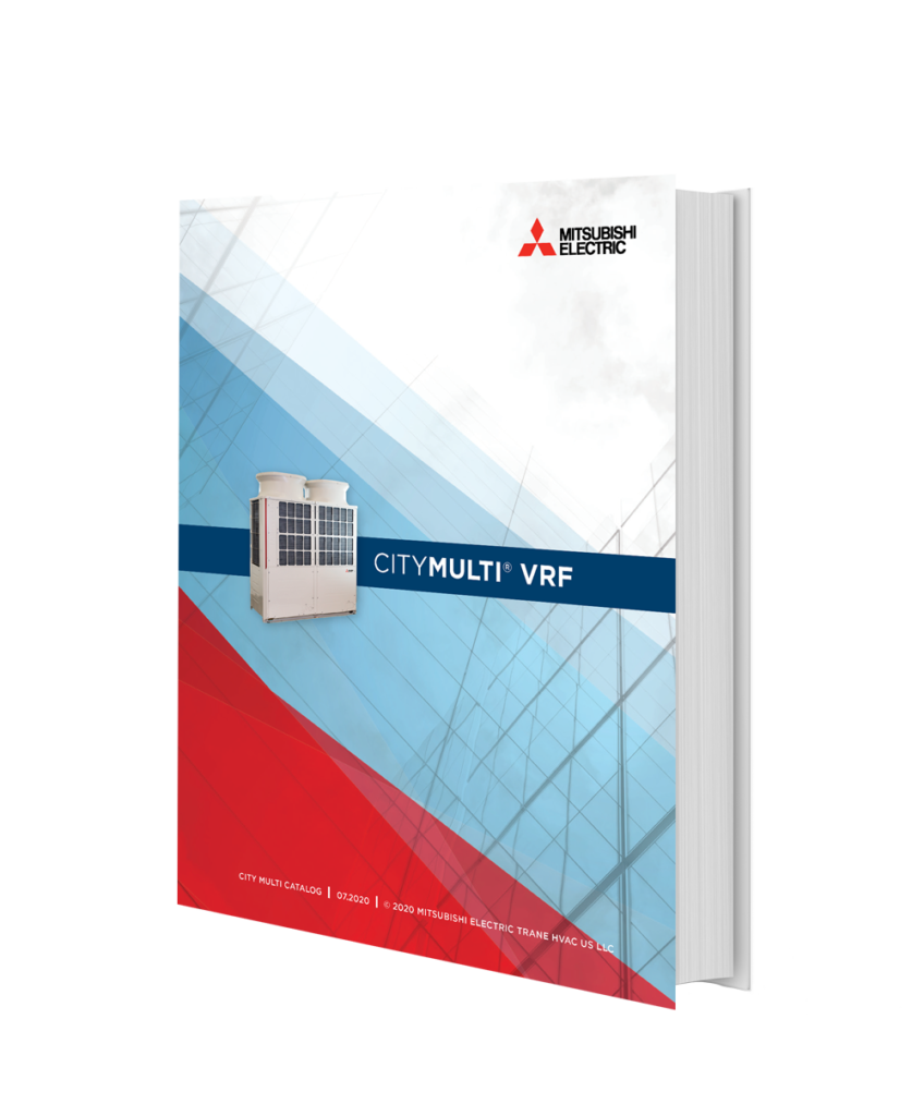 Download the Commercial Ductless Brochure