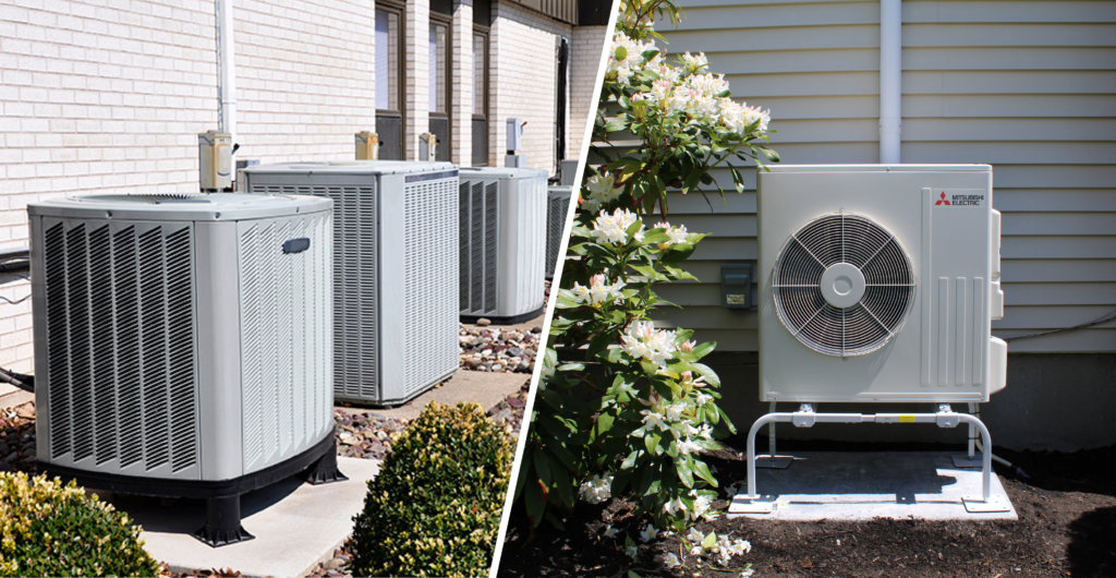 How Are Commercial HVAC & Residential HVAC Different?